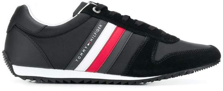 91b919e3a3e Tommy Hilfiger Black Men's Sneakers | over 30 Tommy Hilfiger Black Men's  Sneakers | ShopStyle