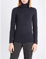 St. John Turtleneck knitted wool jumper