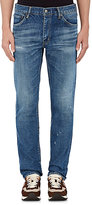Visvim Men's Social Sculpture Slim Jeans-BLUE
