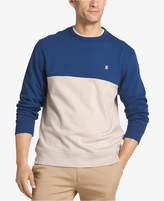 Izod Men's Advantage Performance Colorblocked Sweatshirt
