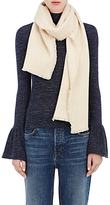 Denis Colomb WOMEN'S FRINGED WOVEN CASHMERE SCARF