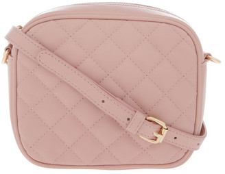 Miss Shop Quilted Cross Body Bag
