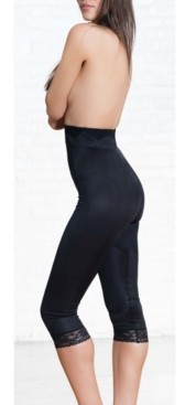 Rago High Waist Capri Pants in Extended Sizes
