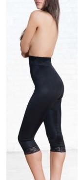 Rago High Waist Capri Pants in Extended Sizes