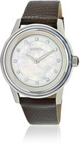 Breil Milano Women's Orchestra Orchestra Black/Mother of Pearl Light Leather Jp