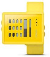 Nooka Zayu Watch Yellow, One Size