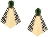 Ileana Makri Fan stud earrings