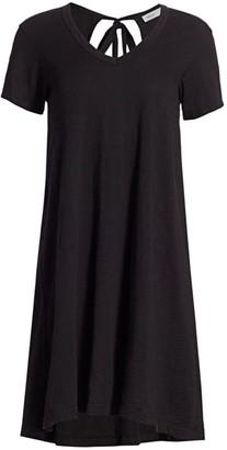 Wilt Open-Back Trapeze Dress