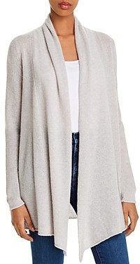 Bloomingdale's C by Open-Front Cashmere Cardigan - 100% Exclusive