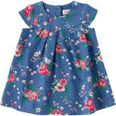 Cath Kidston Trailing Rose Baby Pleated Dress