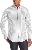 Dockers Comfort Stretch Long Sleeve Gingham Check Shirt