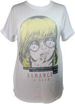 Zoe Karssen romance Is Dead White T-shirt