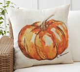 Pottery Barn Painted Pumpkin Patch Indoor/Outdoor Pillow