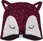 Buff Fox Knitted and Fleece Lined Beanie