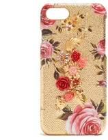 Dolce & Gabbana Floral crystal-embellished iPhone® 6 case