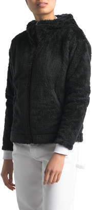 The North Face Furry Fleece Hooded Jacket