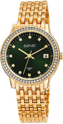 August Steiner Women's Alloy Watch