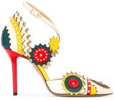 Charlotte Olympia 'Mechanix' pumps