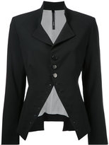 Taylor Sequence jacket - women - Nylon/Wool - S
