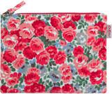 Cath Kidston Bewmore Rose Large Zip Purse