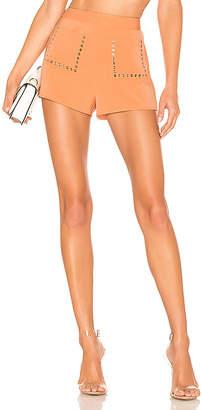 NBD x Naven Olive Shorts