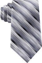 Van Heusen Pierre Striped Silk Tie - Extra Long