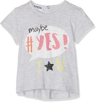 MEK Baby Girls T-Shirt Jersey M/C