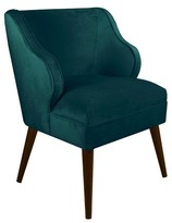 Skyline Furniture Accent Chair Mystere Peacock - Skyline