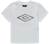 George Umbro Logo T-shirt