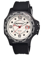 Breed Columbus Mens Watch White