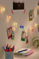 Urban Outfitters Acrylic Shapes String Lights