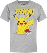 Noisy Sauce Official Pokemon Pika Boy's T-Shirt
