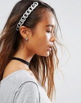 Asos Large Chain Hair Comb