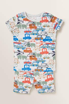 Seed Heritage Transport Yardage Pyjama