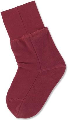 Sterntaler Girl's Chaussettes-Bebe Fille-Rouge 39/40 Calf Socks