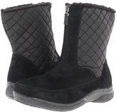 Propet Alta Mid Zip (Black) - Footwear