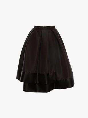 Alexander McQueen Exploded Midi Skirt