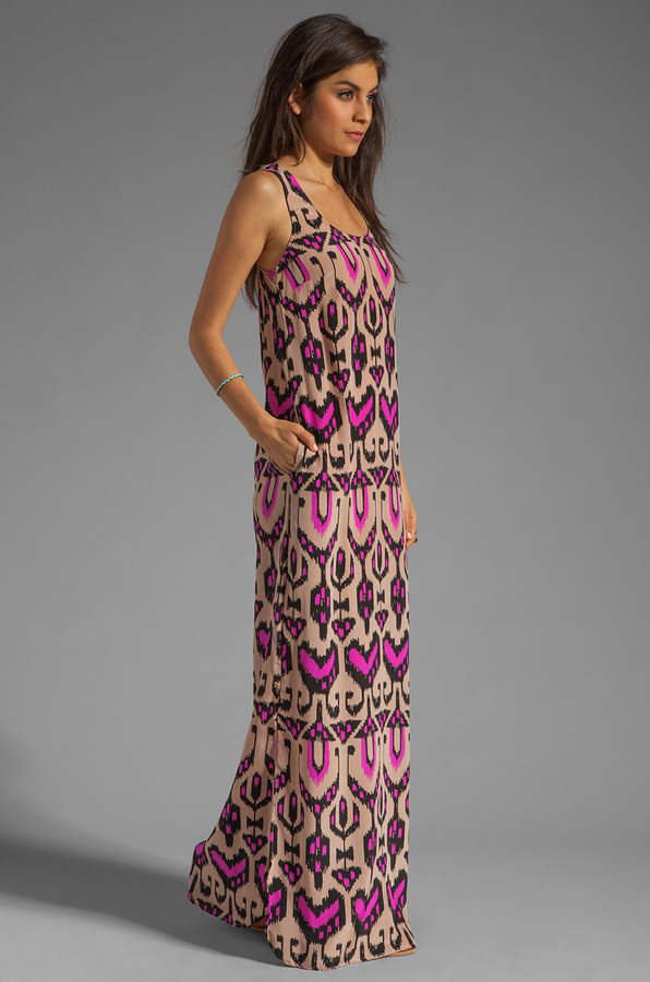 ALICE by Temperley Long Sovereign Silk Dress