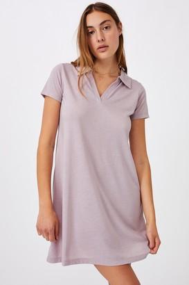 Cotton On Tina Polo Tshirt Dress