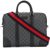 Gucci Briefcase Computer Gg Supreme