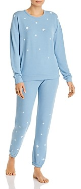 Aqua Stars Jogger Pajamas Set - 100% Exclusive