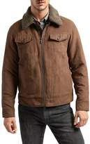 Rainforest Gilpin Water-Resistant Trucker Jacket
