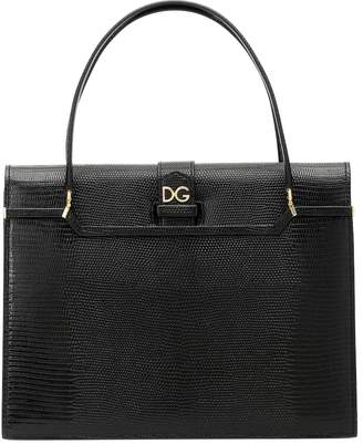 Dolce & Gabbana Ingrid Medium leather tote
