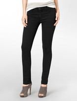 Calvin Klein Jeans Black Straight Leg