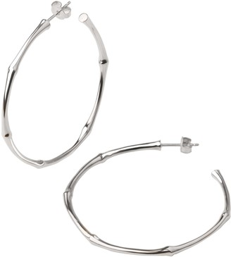 Dinny Hall Bamboo Large Hoops