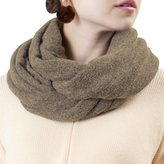Sweet Mommy Multi Way Use Knit Snood Infinity Scarf BEF