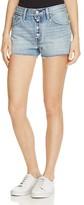 Levi's 501® Selvedge Denim Shorts in Jump Start