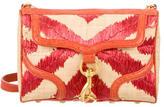Rebecca Minkoff Raffia M.A.C Crossbody Bag