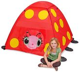 Melissa & Doug Mollie Ladybug Tent