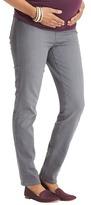 LOFT Maternity Modern Skinny Jeans in Smoky Grey Wash